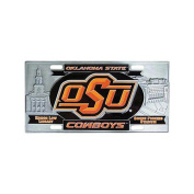 NCAA - Oklahoma State Cowboys Collectors Licence Plate