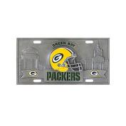 Siskiyou SportsFVP115 Green Bay Packers- 3D NFL License Plate