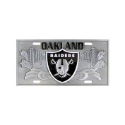 NFL - Oakland Raiders Collectors Licence Plate