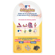 MLB - St. Louis Cardinals Shrinky Dinks