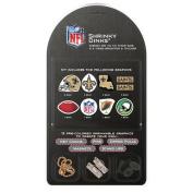 NFL - New Orleans Saints Shrinky Dinks