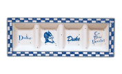 NCAA - Duke Blue Devils Gameday Ceramic Relish Tray