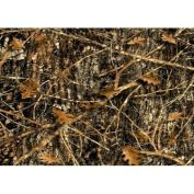 Custom Printed Rugs Concealed Brown Camo Fall Brown Camoflauge Print Rug