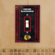 NHL - Chicago Blackhawks Light Switch Cover