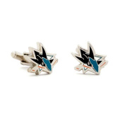 Cufflinks, Inc. PD-SJS-SL San Jose Sharks Cufflinks