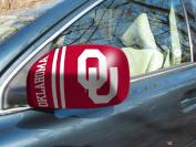 Fanmats 12014 University of Oklahoma Small Mirror Cover