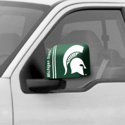 Fanmats 12072 COL - 6 in. x9 in. - Michigan State University Large Mirror Cover