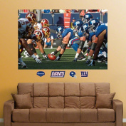 NFL - New York Giants-Redskins Line of Scrimmage Mural Fathead