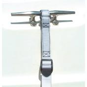 Kwik Tek SF-2 No-Slip Fender Straps - 2 Pack