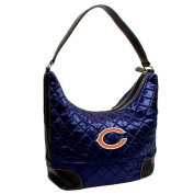 NFL - Chicago Bears Quilted Hobo Purse