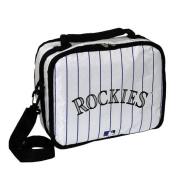 MLB - Colorado Rockies White Lunch Box