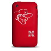 Nebraska Cornhuskers iPhone 3G Silicone Cover