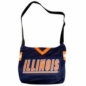 NCAA - Illinois Fighting Illini Messenger Bag
