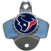 Siskiyou Gifts FWBO190 NFL Wall Bottle Opener- Houston Texans