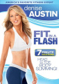 Denise Austin: Fit in a Flash [Region 1]