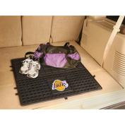 Fanmats 10899 Los Angeles Lakers Heavy Duty Vinyl Cargo Mat
