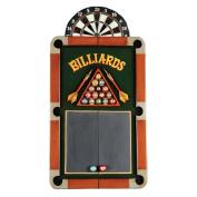 Billiards and Darts Dartboard Cabinet