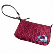 NHL - Colorado Avalanche Quilted Wristlet