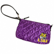NCAA - LSU Tigers Quilted Wristlet