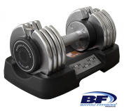 Bayou Fitness Products BF-0150 50 lb. Adjustable Dumbbell