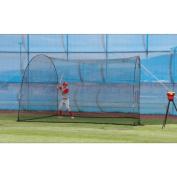 Heater HomeRun Lite-Ball Batting Cage - 3.7m