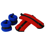 Valour Fitness EH-36 Ankle / Wrist Weights 0.9-1.4kg Pairs Set