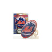 MLB - New York Mets Carved Logo Hitch Cover