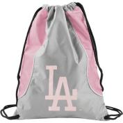 MLB - Los Angeles Dodgers Pink Axis Backsack