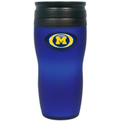 NCAA - Michigan Wolverines Soft-Touch Tumbler
