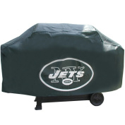 Casey 9474633846 New York Jets Deluxe Grill Cover
