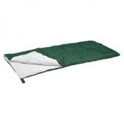 Stansport Rectangular Sleeping Bag - Green
