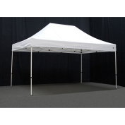 King Canopy's 3m x 4.6m Festival Instant Canopy