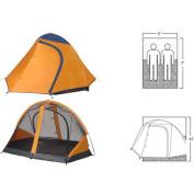 GigaTent Yellowstone 7' x 5' Backpacking Tent, Sleeps 1 - 2