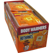 Heatmax HotHands Body Warmer with Adhesive, 40pc
