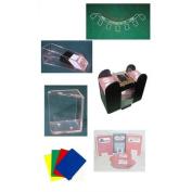 Trademark Poker Blackjack Accessories Set