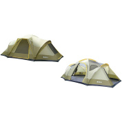 GigaTent Wolf Mt. 18' x 10' Dome Tent, Sleeps 5 - 6