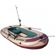 Swimline Solstice Voyager 4-Man PVC Boat