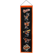 Baltimore Orioles Heritage Banner