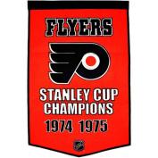 Winning Streak WSS-78040 Philadelphia Flyers NHL Dynasty Banner 24x36