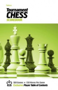Tabiya Tournament Chess Scorebook