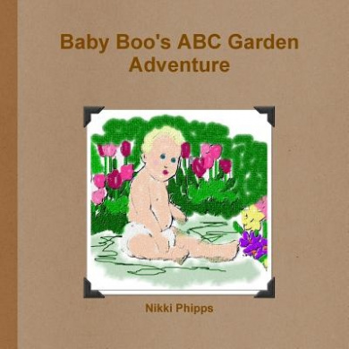 Baby Boo's ABC Garden Adventure