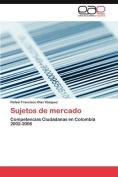 Sujetos de Mercado [Spanish]