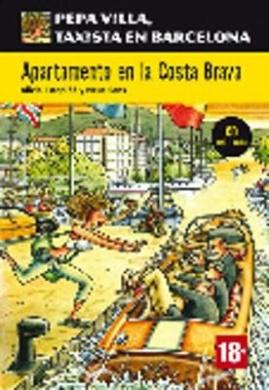 Pepa Villa, Taxista En Barcelona: Apartamento En LA Costa Brava + CD (Nivel A2)