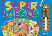 Superjuegos (Juegolibros) [Spanish]