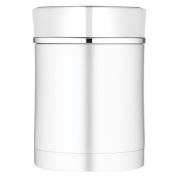 Thermos Sipp 470ml Stainless Steel Food Jar, White