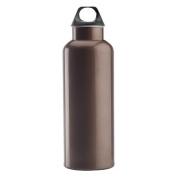 Timolino 8030.50 1010ml Classic Hydration Bottle Grande, Amber Brown