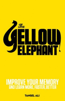 The Yellow Elephant: Improve Your Memory and Learn More, Faster, Better
