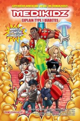 Medikidz Explain Type 1 Diabetes: What's Up with Ashligh?