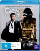 Casino Royale (007) [Region B] [Blu-ray]