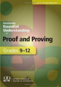 Developing Essential Understanding of Proof and Proving for Teaching Mathematics